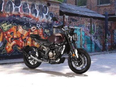 H Voge Motorcycles στην Ελλάδα!